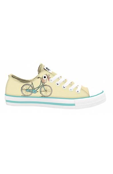Κίτρινο Ποδήλατο